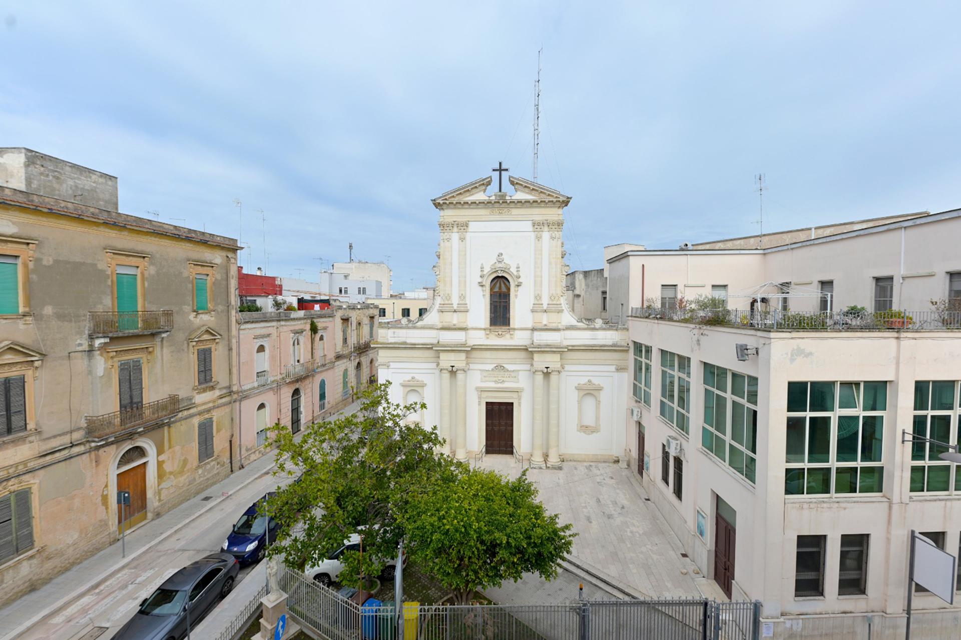 """Convento """"La Pietà"""" - Brindisi"""