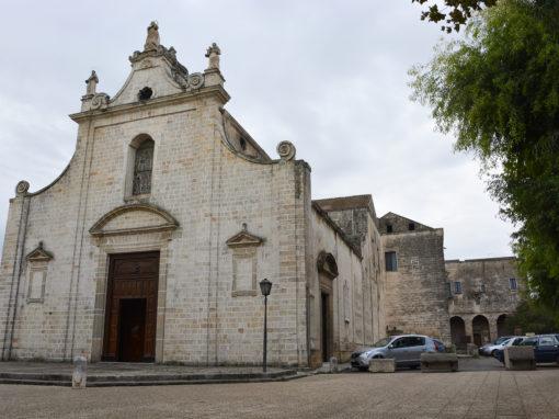 "Francavilla Fontana Convento ""S. Maria della Croce"""