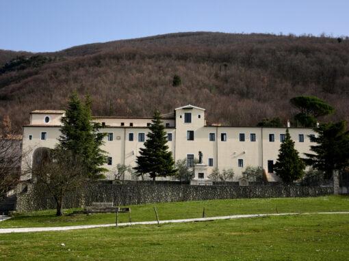 """Piedimonte Matese (CE) Convento """"Santa Maria Occorrevole"""""""