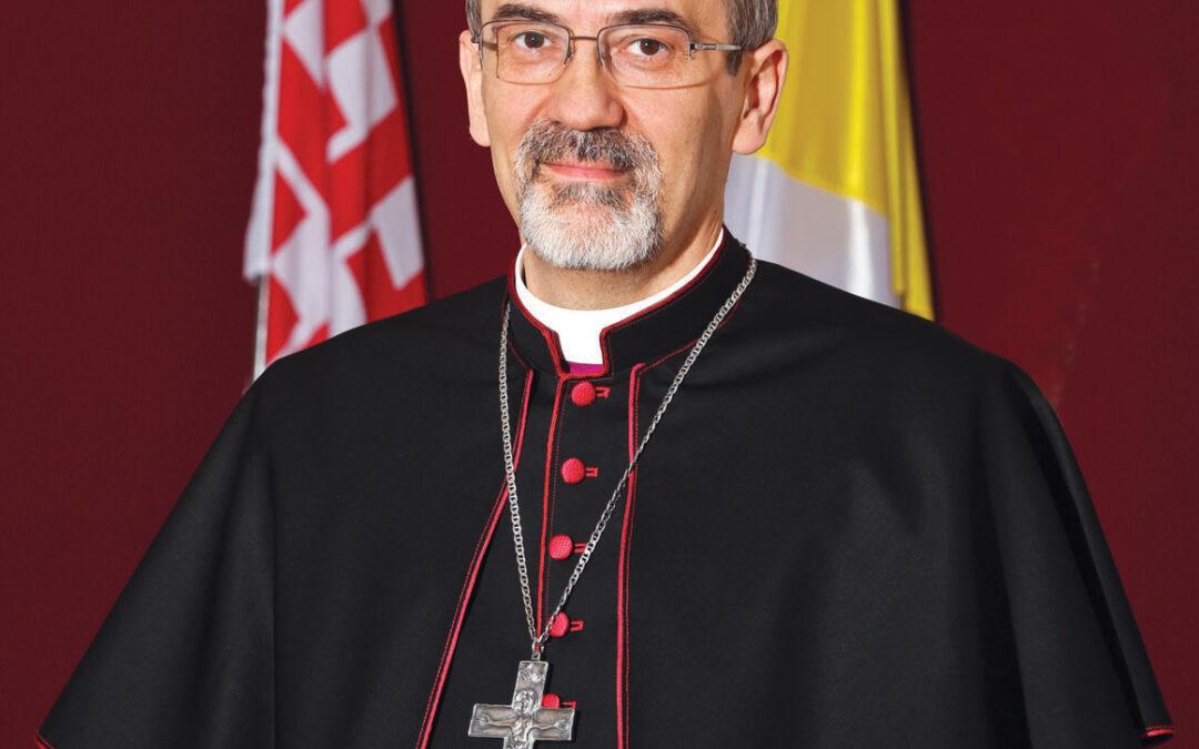 Monsignor Pizzaballa nominato Patriarca di Gerusalemme dei Latini