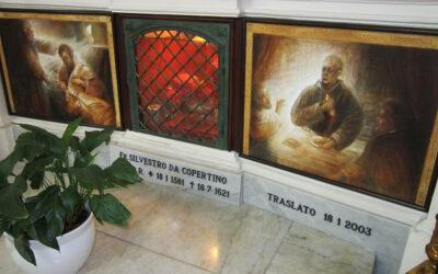 400° Anniversario della morte del Servo di Dio Fra' Silvestro da Copertino