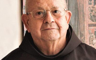 Padre Pietro Golizia nella Casa del Padre
