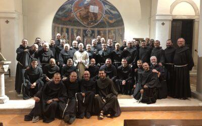Inizio dell'Anno di Noviziato a Piedimonte Matese (CE)